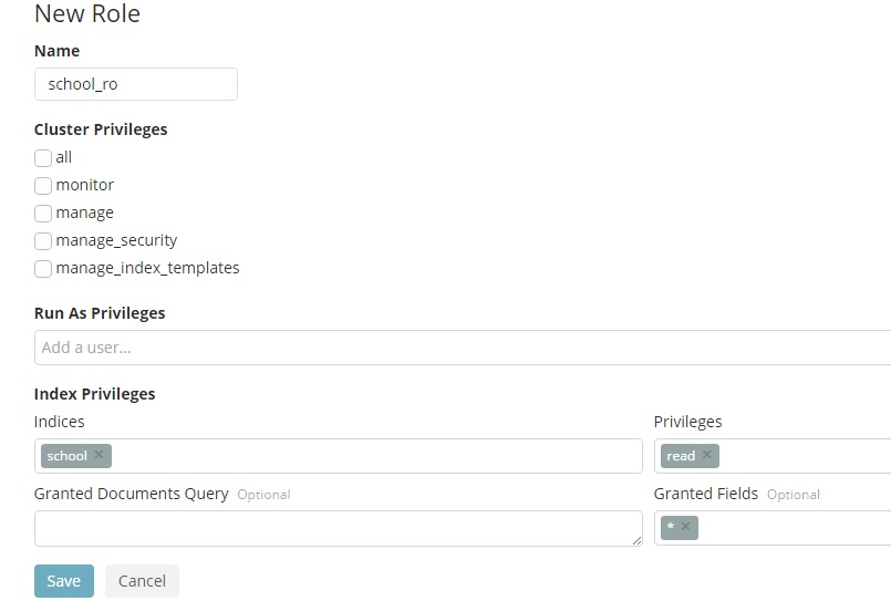 Securing Elasticsearch cluster part 1 – Authentication and